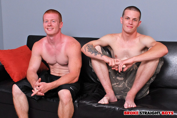 Spencer Todd and Anthony Gay for Pay Sex